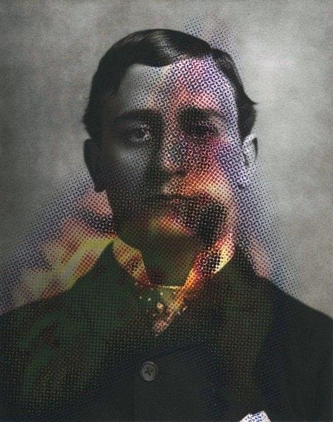 Portrait Mr John Hare