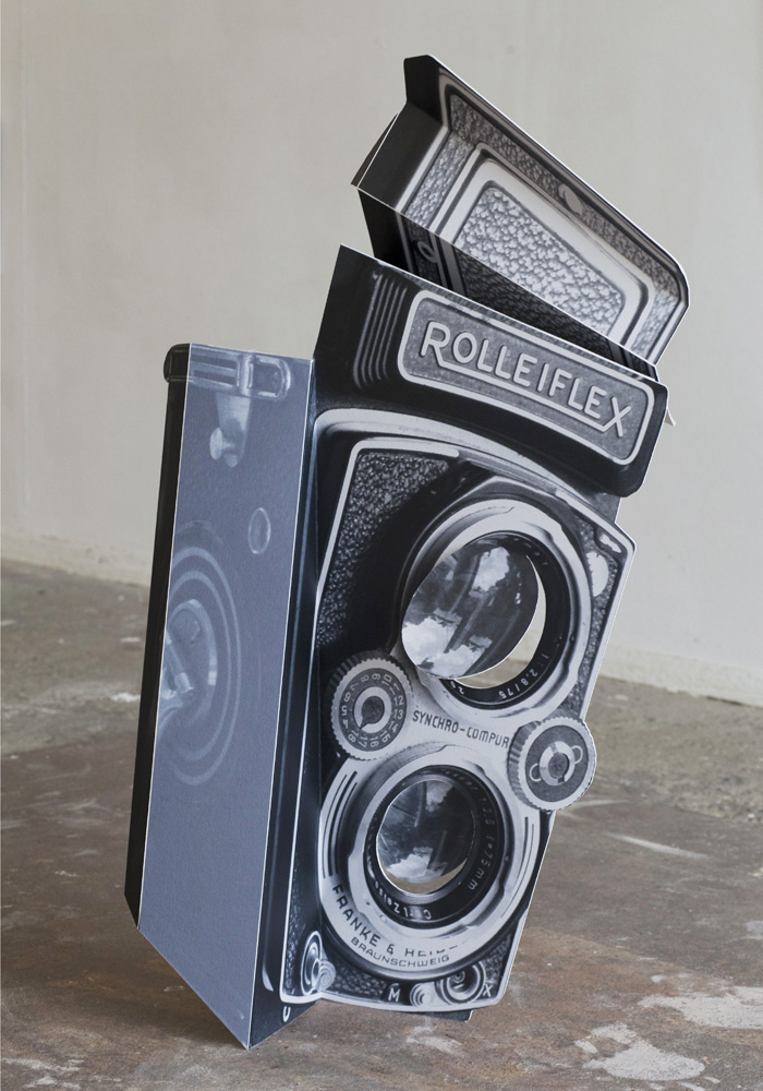 THE ROAD THAT ENDS AT THE SEA OR The Story of How I Bought My Rolleiflex in Memphis, Tennessee.